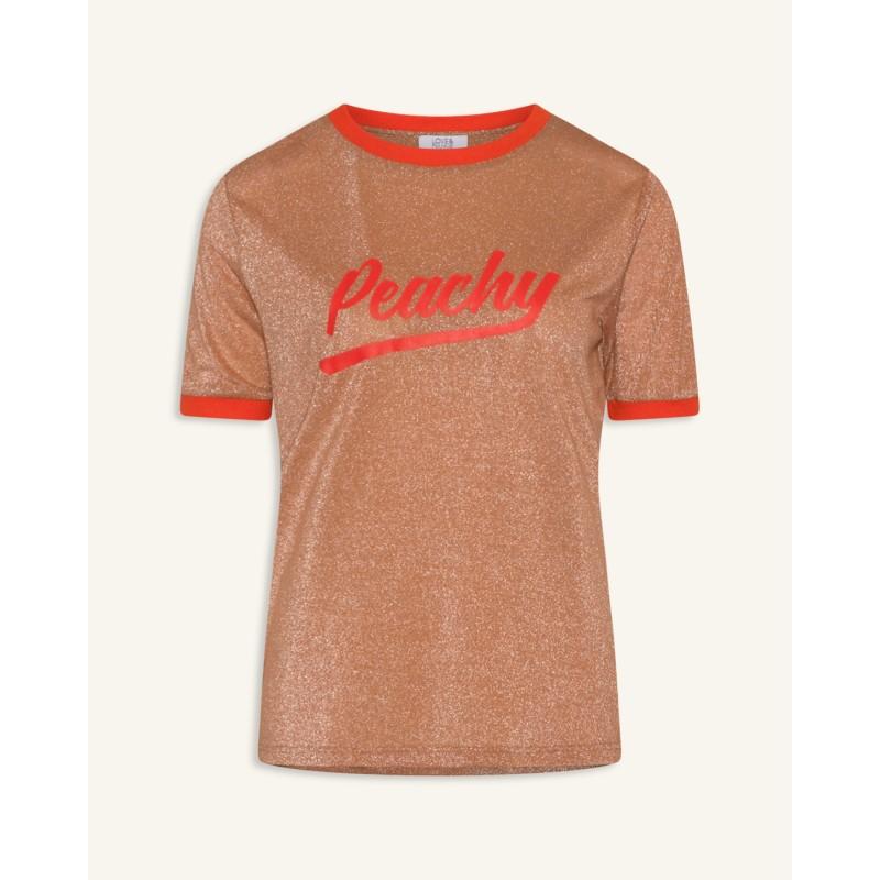 Love & Divine T-Shirts Caramel