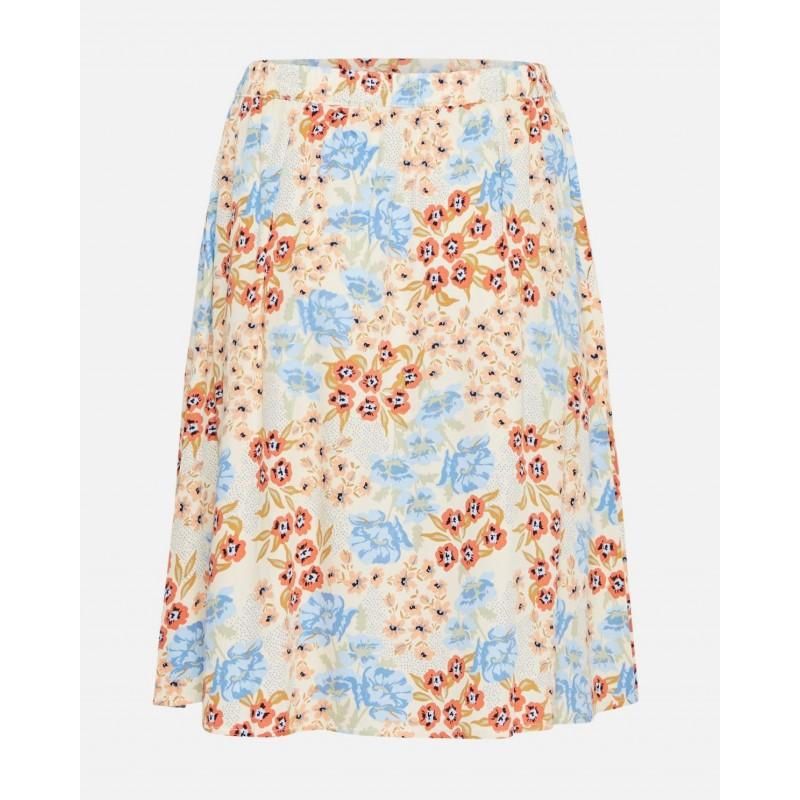 Moss Copenhagen Ashlyn Raye Skirt Wood Ash Flower