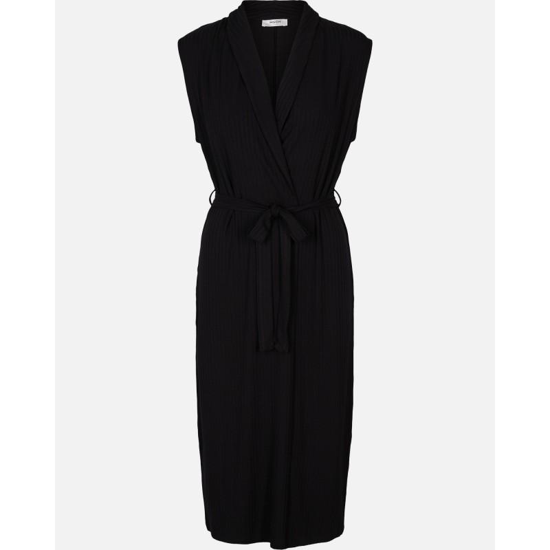 Moss Copenhagen Gida Kimmie SL Dress Black