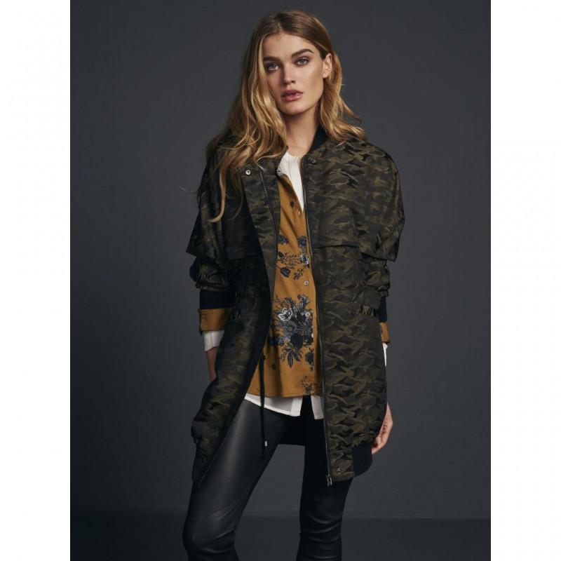 NÜ Jacket Long Bronze Mist Mix