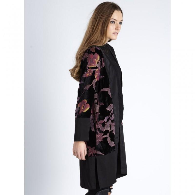 NÜ Kimono Black Mix