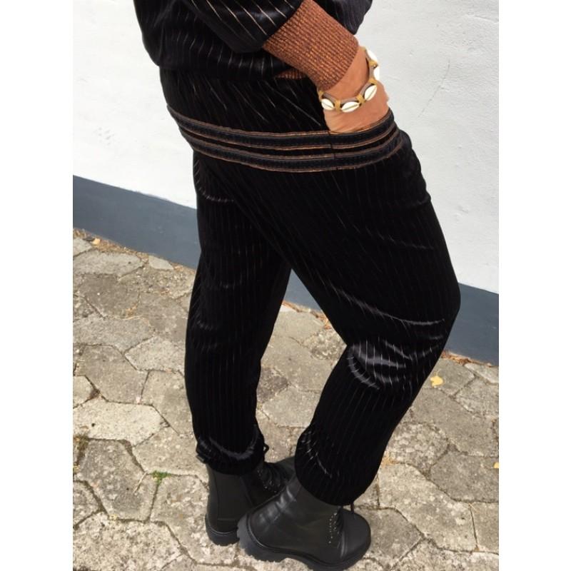 NÜ Pants Black Mix