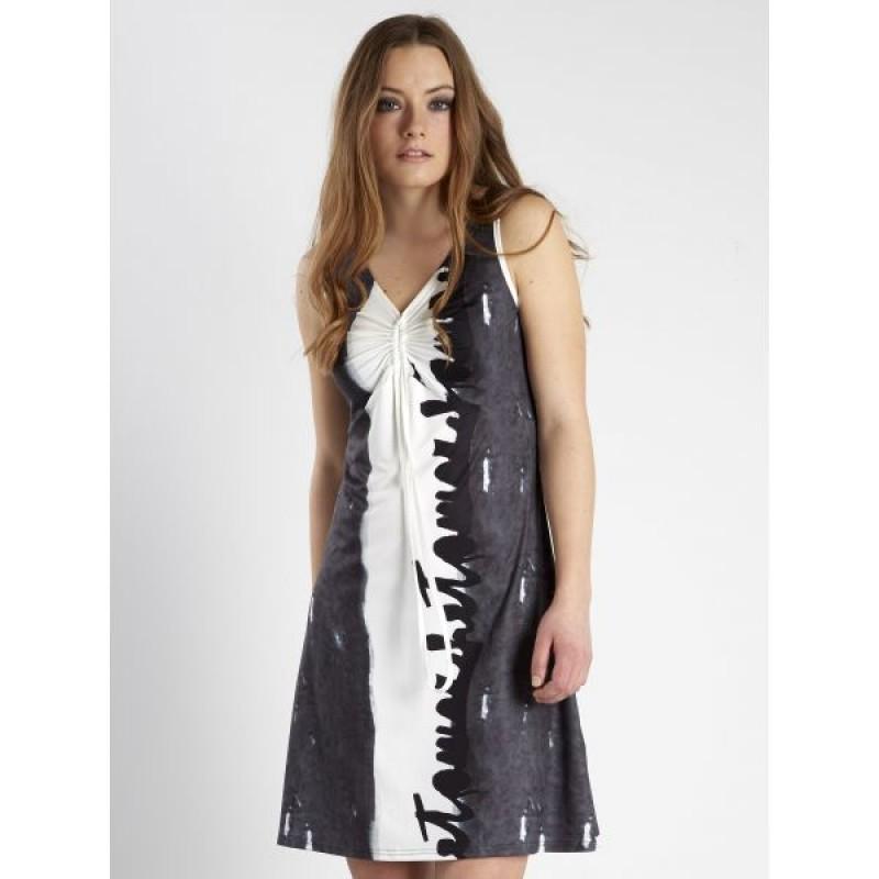 NÜ Short Dress Creme Mix