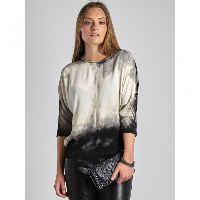 NÜ T-Shirt Black Mix