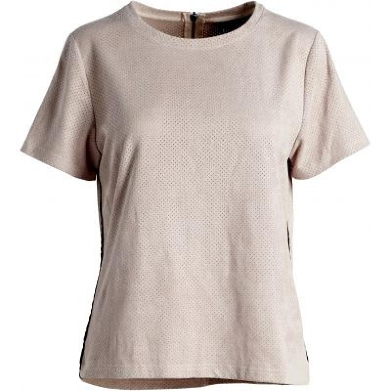 NÜ T-shirt Nude Rose