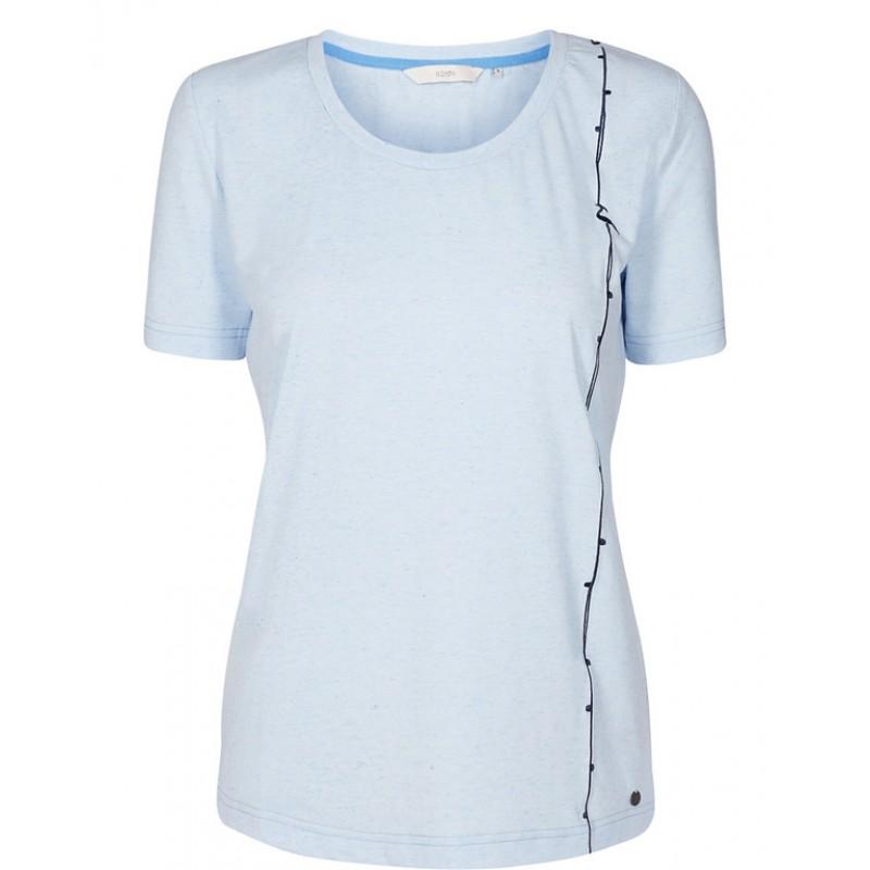 Nümph Adasha T-Shirt Baby Blue