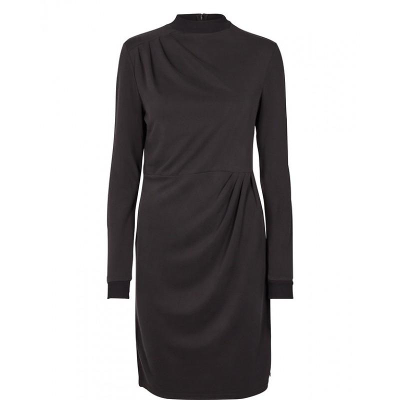 Nümph Alani Jersey Dress Phantom