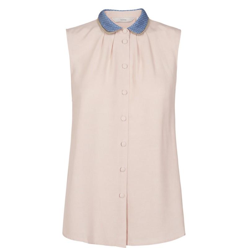 Nümph Arriana Shirt Gray Lilac
