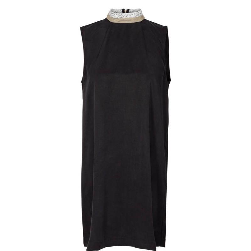 Nümph Dorris Dress Caviar