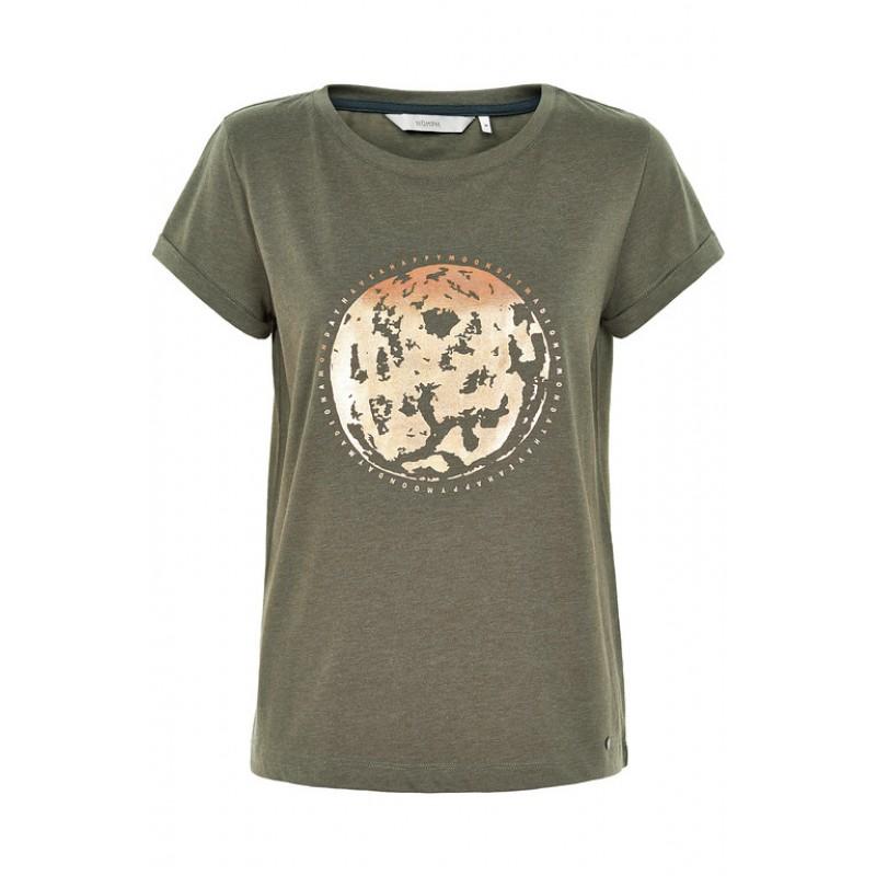 Nümph Elysande T-shirt Ivy Green