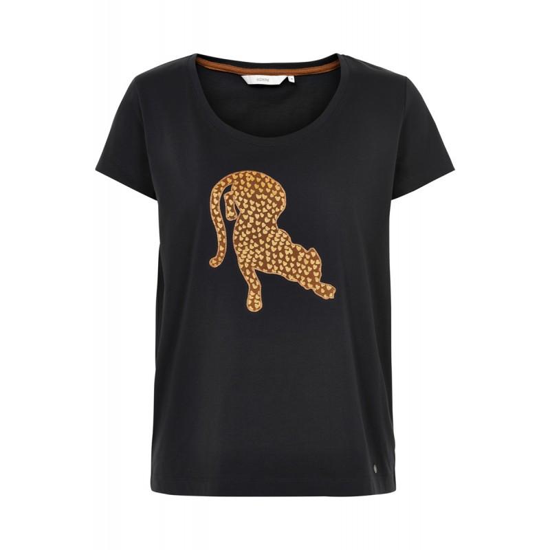 Nümph Ernelinda T-shirt Caviar