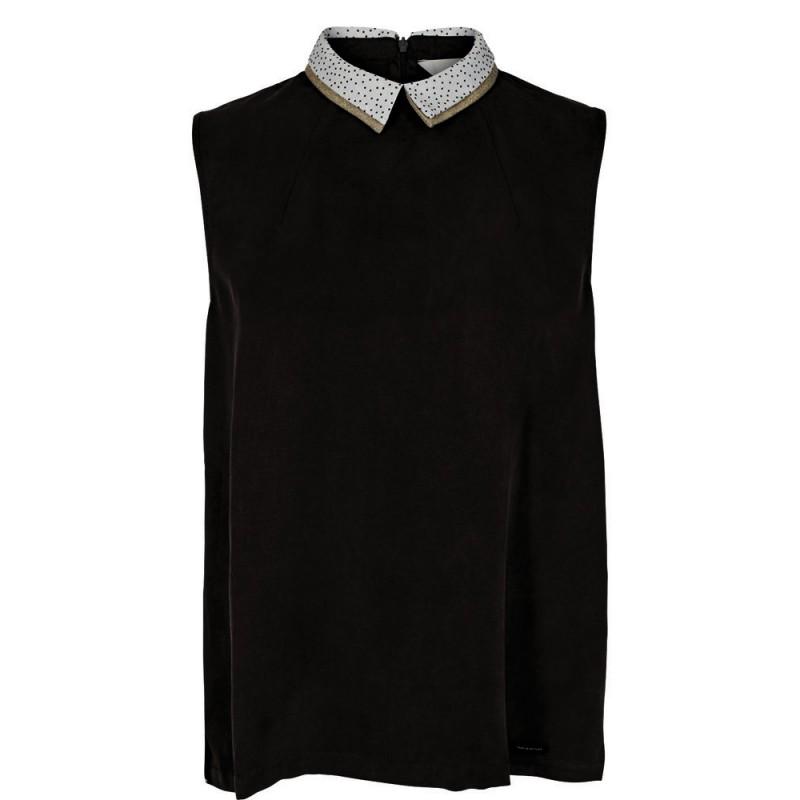 Nümph Escalon Shirt Caviar