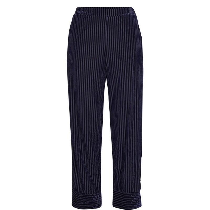 Nümph Flory Pants Medium Blue