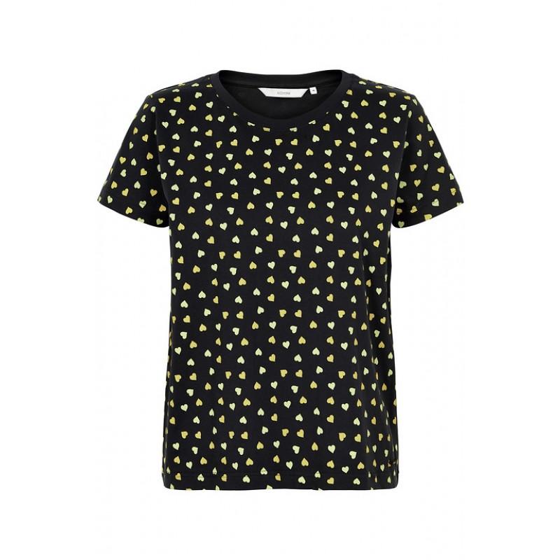 Nümph Kannika T-shirt Caviar