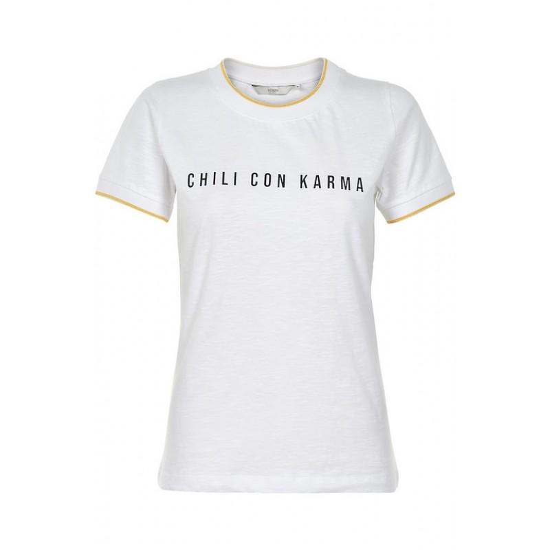 Nümph Kerry T-shirt B. White