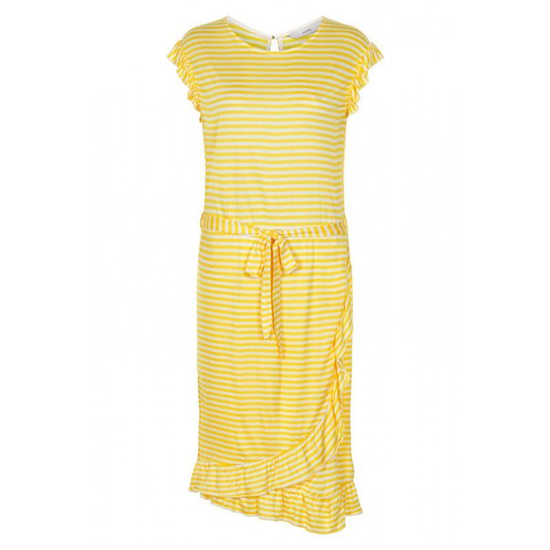 Nümph Kessie Jersey Dress Maize