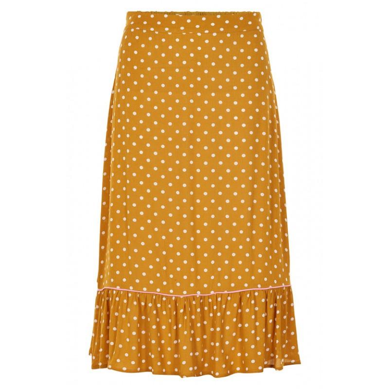 Nümph Lexy Skirt Tawny Oak