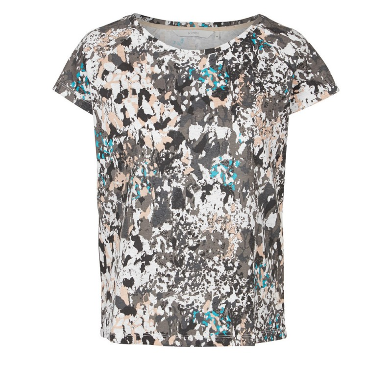 Nümph Tiffney T-shirt Rose Dust