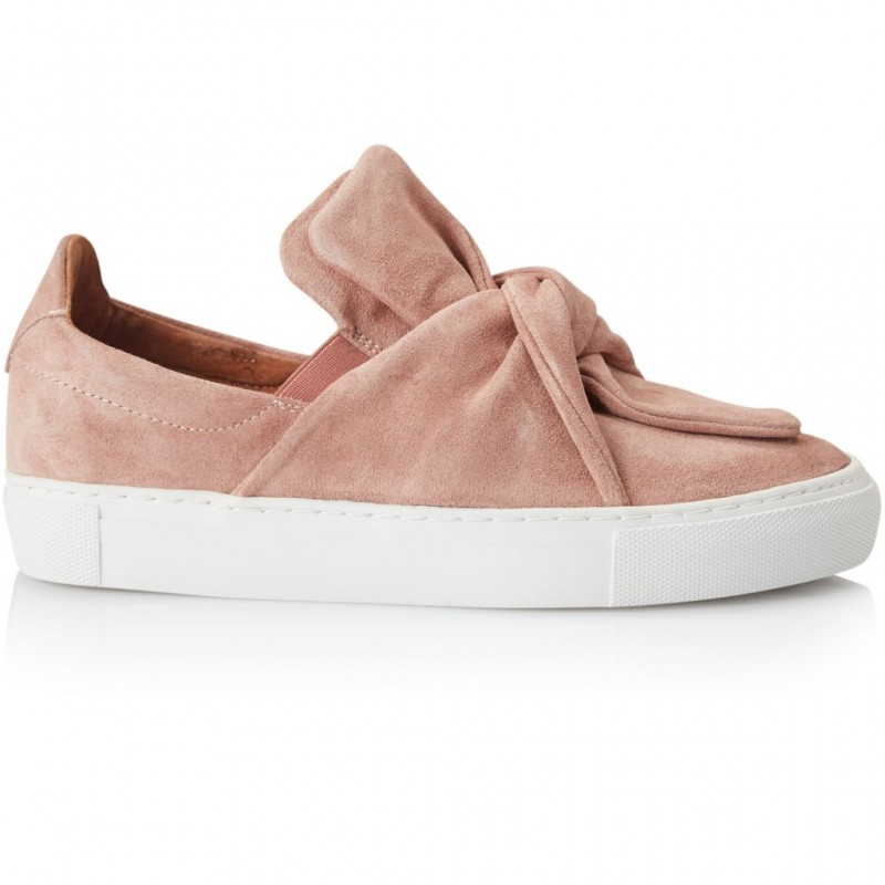 Pavement Ava Loop Rosa Suede