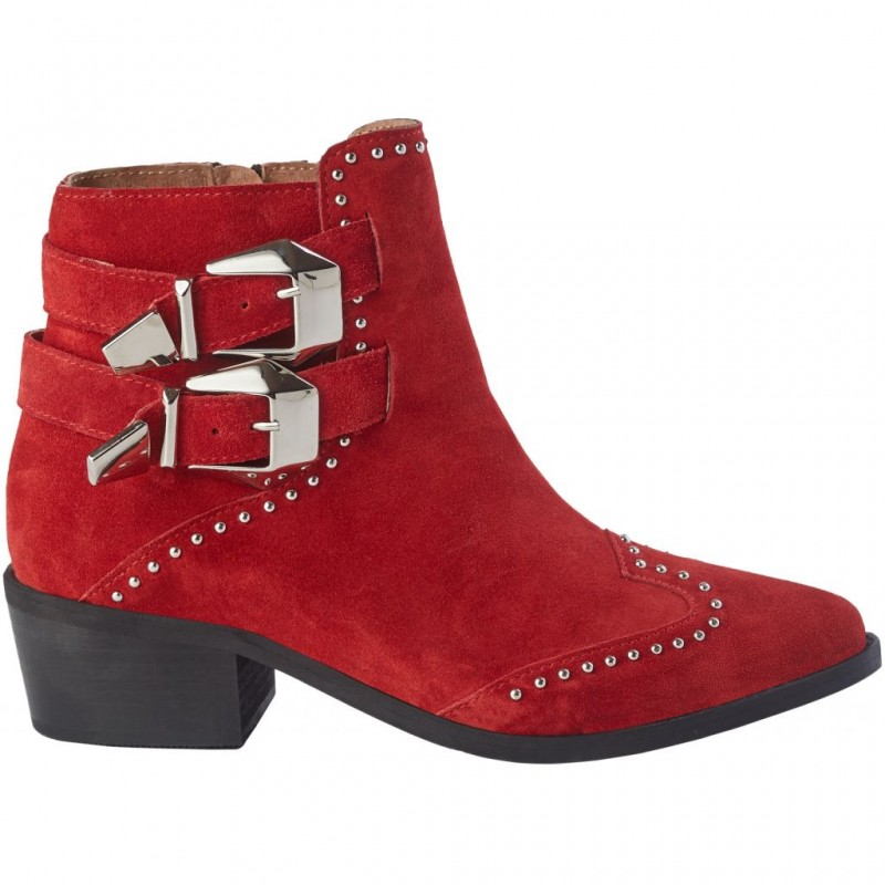 Pavement Evelin Red