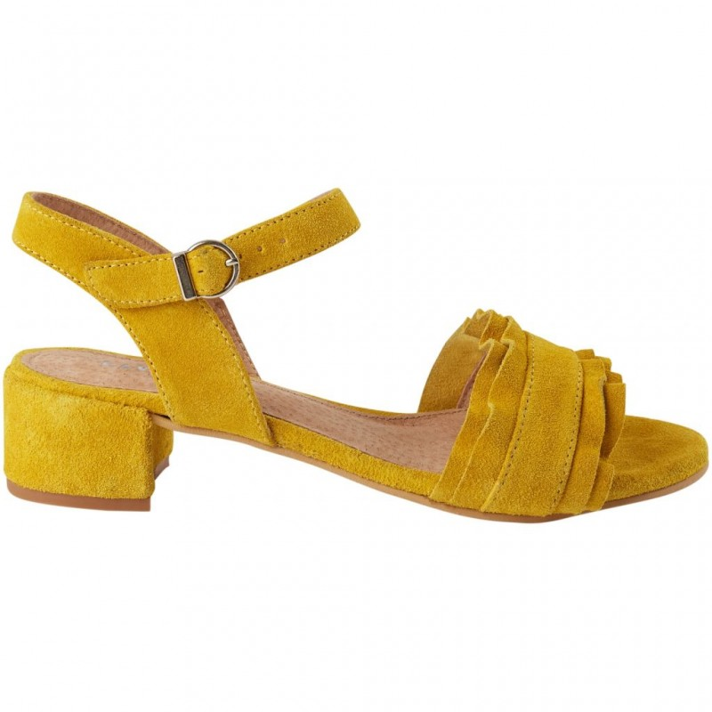 Pavement Holly Yellow Suede