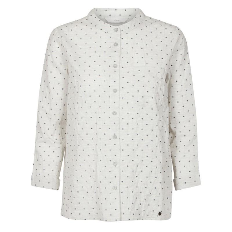 Nümph Ellaine Shirt Chateau Gray