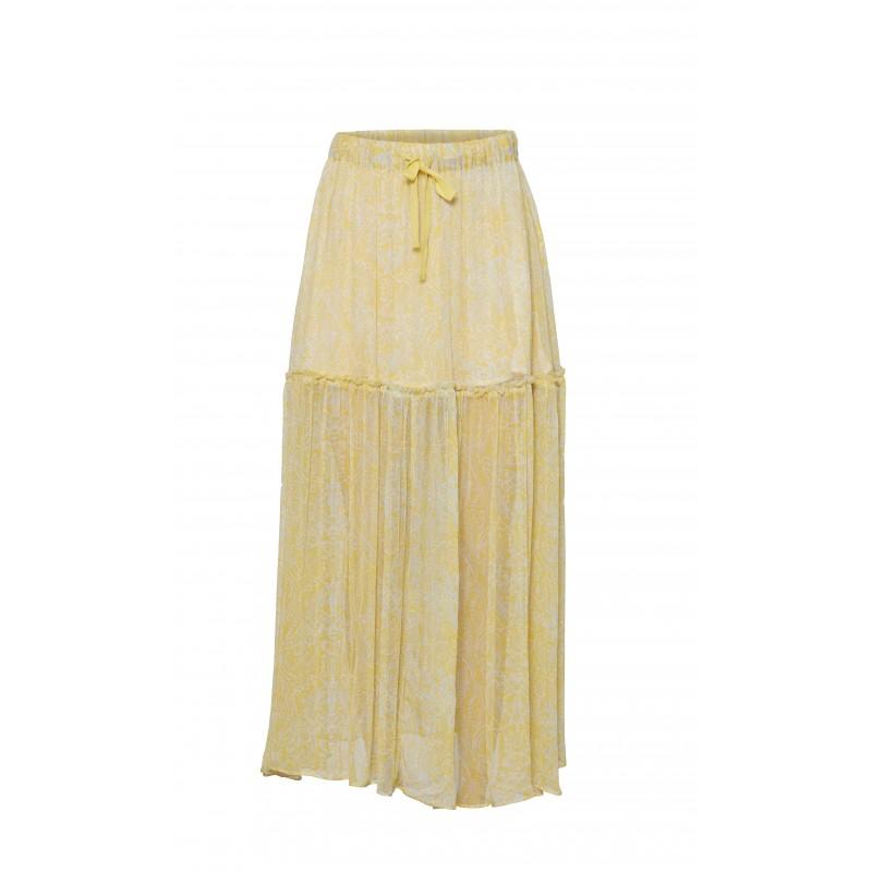Rue De Femme Melodie Skirt Yellow