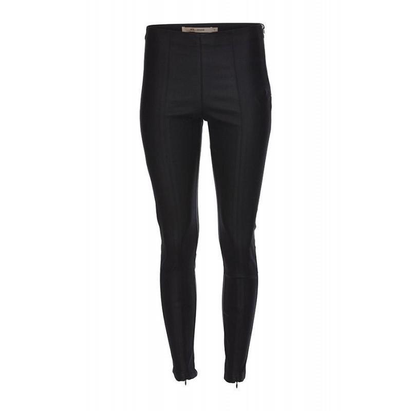Rue De Femme New Lucy Zipper Pant Black