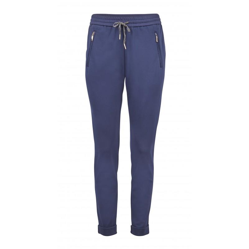 Rue De Femme Rikke Jogger Pant Dark Blue