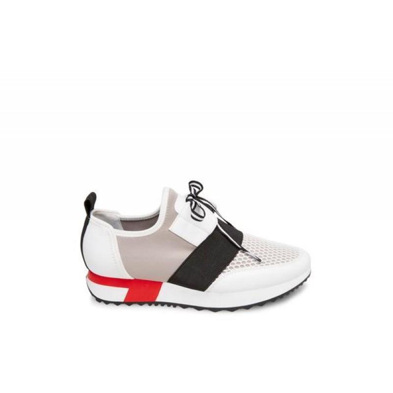 Steve Madden Antics Sneaker White Multi