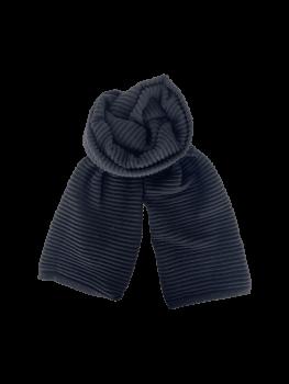 BlackColourMegynKnitScarfBlack-20