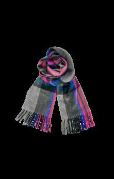 BlackColourNewYorkCheckScarf-20