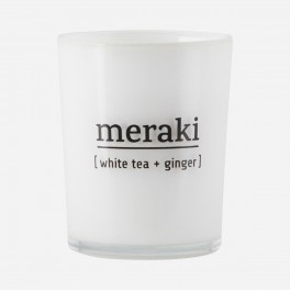 MerakiScentedCandleWhiteTeaGinger12Hours-20