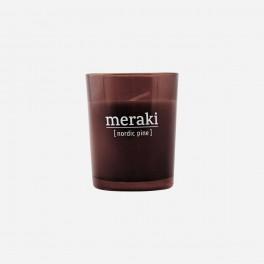 MerakiScentedCandleNordicPine12Hours-20