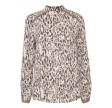 Cream Lina Shirt Sepia Rose