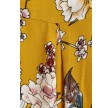 Denim Hunter Sara Shirt Golden Sun Flower