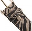 Depeche Jeans Belt Zebra