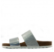 RE:DESIGNED By Dixie Cassavio Shoes Silver