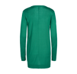 Freequent Elina Long Cardigan Forrest Green