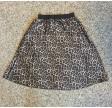 Freequent Flaki Skirt Leo Print