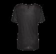 Freequent Haji Short Sleeves Black W. Silver