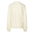 Freequent Inga Pullover Offwhite