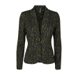 FREEQUENT Nanni Jacket Leo Forest Night Combi