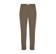 Freequent Solvej Ankle Pants Morel