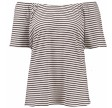 Garcia Ladies T-shirt SS Off White