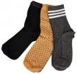 NÜ Socks 3-pack Black Mix