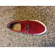 Pavement Frida Red Suede
