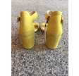 Pavement Sylvia Yellow Suede