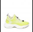 Steve Madden Match Sneaker Neon Yellow