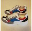 Steve Madden Memory Sneaker Leather Multi